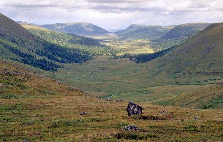 Национальный парк Ергаки