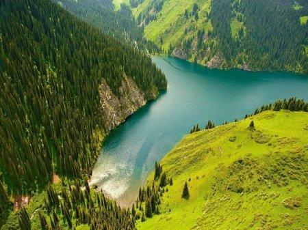 Национальный парк Кольсайские озера