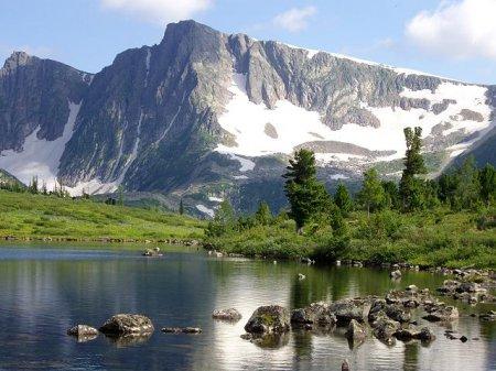 Государственный природный заповедник «Кузнецкий Алатау»